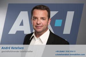Unser Team André Ketelsen Geschäftsführer
